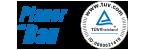 zertifiziert nach TÜV Rheinland QualitätsStandard Planer am Bau
